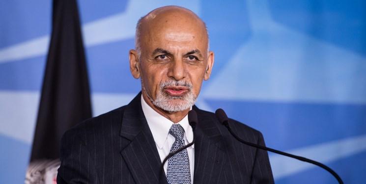 ورود رئیس جمهور افغانستان به تهران