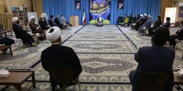 امام جمعه یزد: خادمان رضوی روحیه معنویت را در دارالعباده احیا کنند