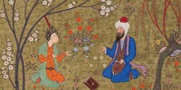 «سرو» و «چنار» در نقاشی نماد چیست/ هنرمند مشهور ایرانی که ۲ قبر دارد + تصاویر