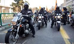 فیلم| رژه خودرویی و موتوری مردم پس از پیروزی رئیسی