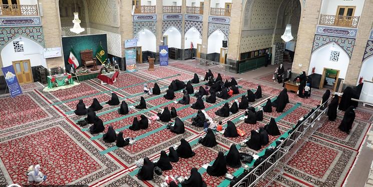 افتتاح طرح ملی «من قرآن را دوست دارم» در حرم سیدالکریم