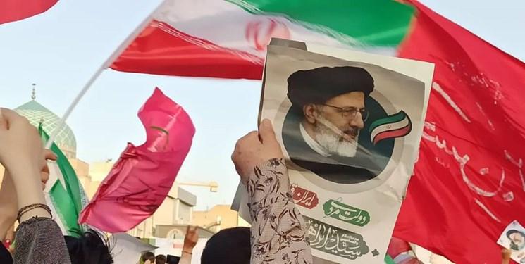 سنگ تمام مشهدیها در جشن «شکرانه حضور»+ فیلم