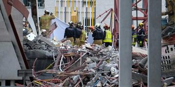 سقوط مدرسه در دست ساخت در بلژیک 5 کشته برجا گذاشت