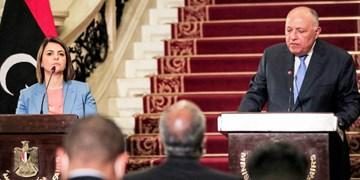 مصر خواستار خروج نظامیان خارجی از لیبی شد