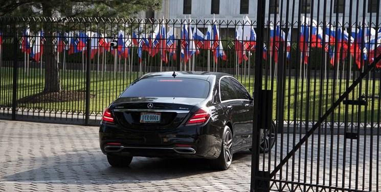 سفیر روسیه در واشنگتن به کار خود بازگشت