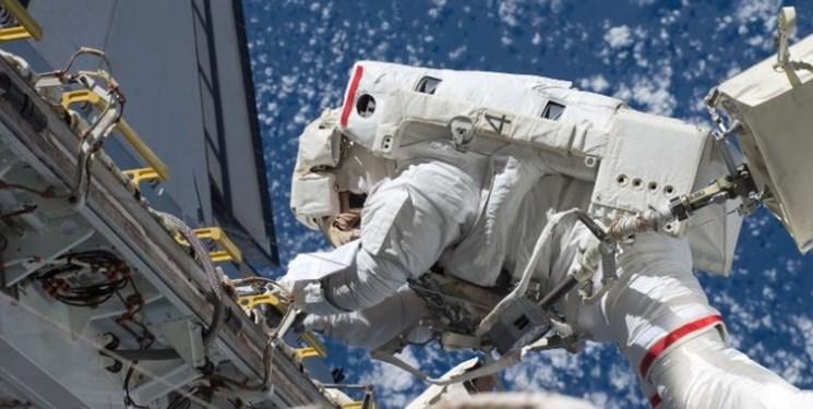 نخستین صفحه خورشیدی جدید ایستگاه فضایی نصب شد