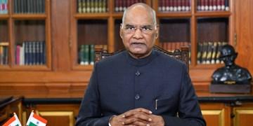 رئیسجمهور هند انتخاب رئیسی را تبریک گفت
