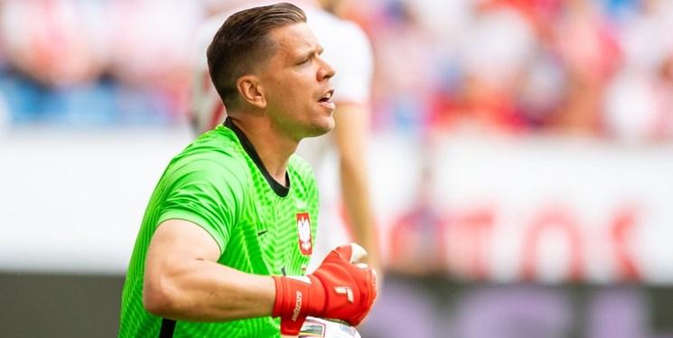 یورو 2020| انتشار یک عکس حاشیه ساز از دروازه بان تیم ملی لهستان