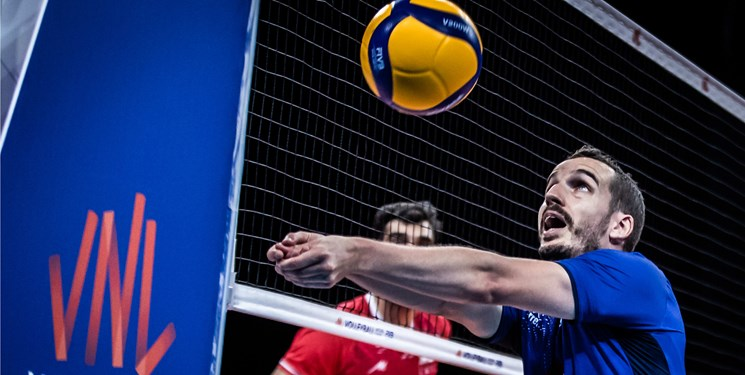 لیگ ملتهای والیبال| دلیل شکست راحت شاگردان آلکنو به فرانسه چه بود؟