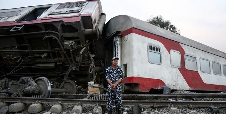 تصادف قطار با اتوبوس در جنوب قاهره 30 کشته و مجروح بر جا گذاشت