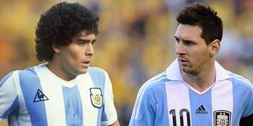بیشترین بازی ملی در آرژانتین از آن چه کسانی است؟ +جدول