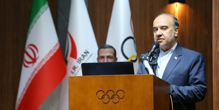المپیک توکیو  واکنش وزیر ورزش و جوانان به کسب مدال طلای فروغی+فیلم