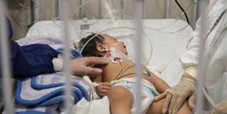 افزایش ورودی کودکان کرونایی در کرمانشاه/ ۶  درصد بیماران مشکوک اطفال هستند