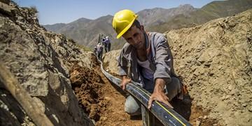 انجام 310 کیلومتر شبکه گذاری گاز طبیعی در کردستان/بهرهمندی 96 درصد جمعیت روستایی از گاز طبیعی