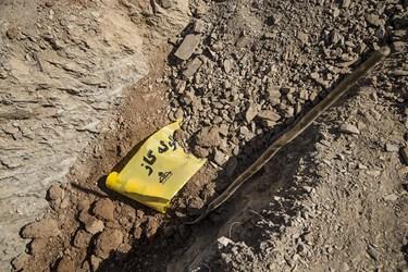 گازرسانی به روستاهای صعبالعبور کردستان