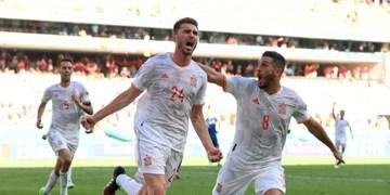 یورو 2020|فریاد اسپانیا بر سر اسلواک ها/صعود دراماتیک سوئد با صدرنشینی و حذف یاران لواندوفسکی