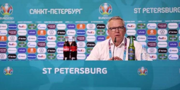 یورو 2020| اندرسون: صعود به عنوان صدرنشین خارق العاده است