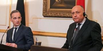 رایزنی وزرای خارجه آلمان و مصر درخصوص ایران و آخرین تحولات منطقه