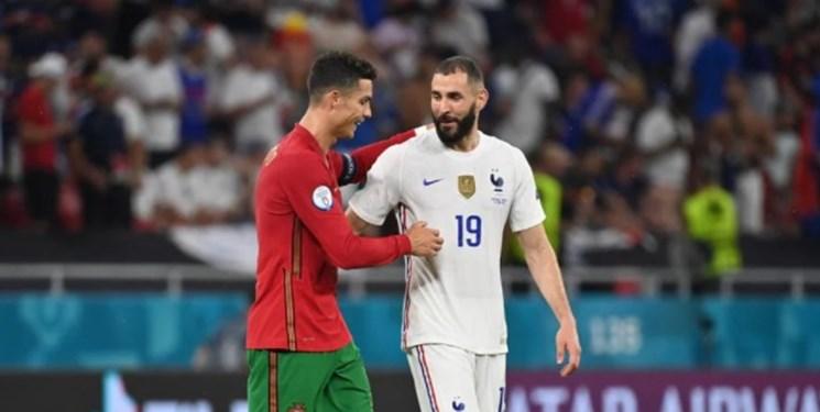 یورو 2020 آلمان به سختی در جام ماند/تساوی فرانسه و پرتغال در شبی که کریس به دایی رسید