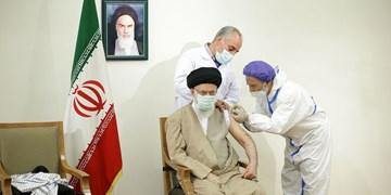 رهبر انقلاب پس از دریافت واکسن «کوو ایران برکت»: منتظر واکسن ایرانی ماندم برای پاسداشت افتخار ملی