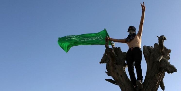 آلمان استفاده از پرچم و نماد جنبش حماس را ممنوع کرد