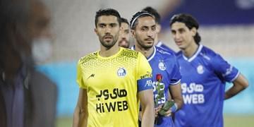 حسینی فینال جام حذفی را از دست داد