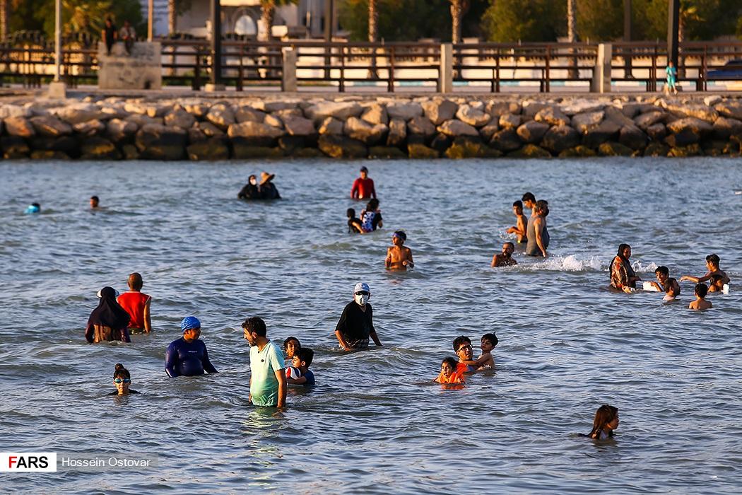 تفریح بوشهریها در روزهای کرونایی