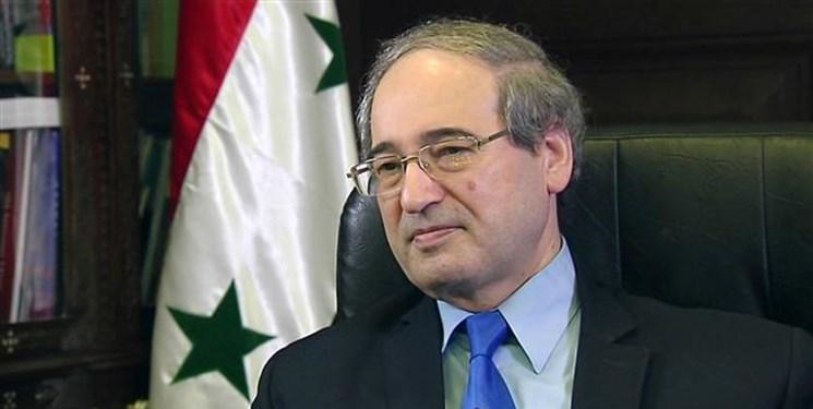 وزیر خارجه سوریه: غربیها با دروغ و تبلیغات منفی مانع بازگشت آوارگان سوری میشوند
