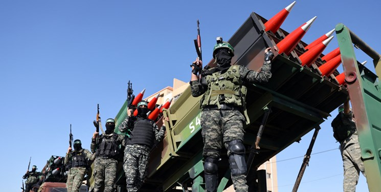 فرمانده صهیونیست: قدرت حماس از زمان شمشیر قدس، به شدت افزایش یافته است
