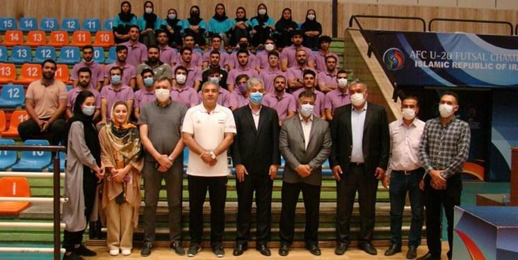 پایان کار دوره آموزشی مربیگری درجه 3 بسکتبال در تبریز