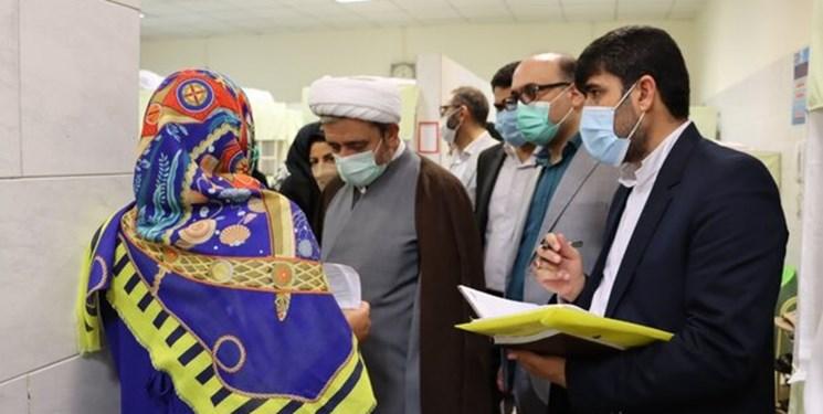 بازدید رئیس حفاظت اطلاعات قوه قضاییه از زندان زنان قرچک/ گفتوگو با نسرین ستوده و سایرین زندانیان