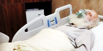 «محمدرضا حکیمی» دوباره در بیمارستان بستری شد