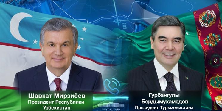 اوضاع افغانستان محور گفتوگوی رؤسای جمهور ازبکستان و ترکمنستان
