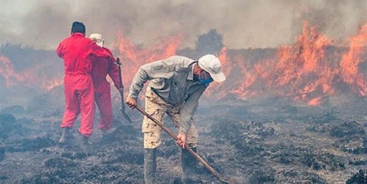 کمبود امکانات و آتشسوزیهایی که میانکاله را به مرز بحران میرساند/حریقهای جنجالی میانکاله و لودر استجاری