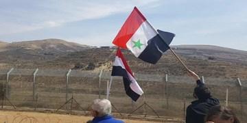 دمشق: جولان تا ابد متعلق به سوریه است