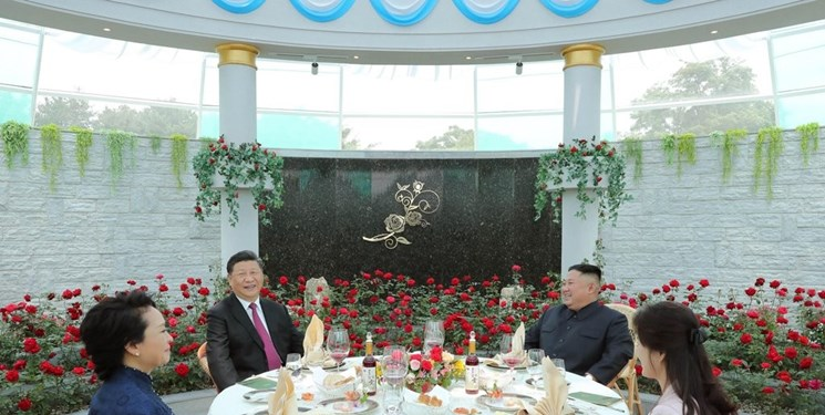 وعده کره شمالی برای ارتقای روابط با چین به نقطه استراتژیک جدید