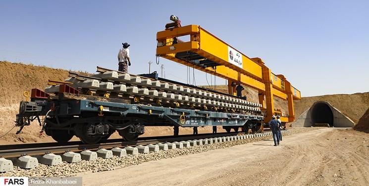 سرنوشت ۶ پروژه ریلی اولویتدار/راهآهن اردبیل و خطآهن کاسپین پاییز ۱۴۰۰ به ایستگاه آخر میرسد