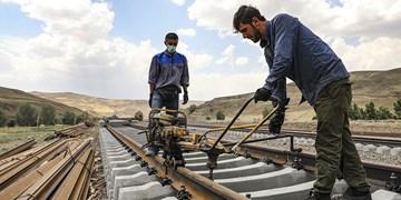 عملیات ریلگذاری خطآهن خاش-زاهدان با ثبت چندین رکورد پایان یافت