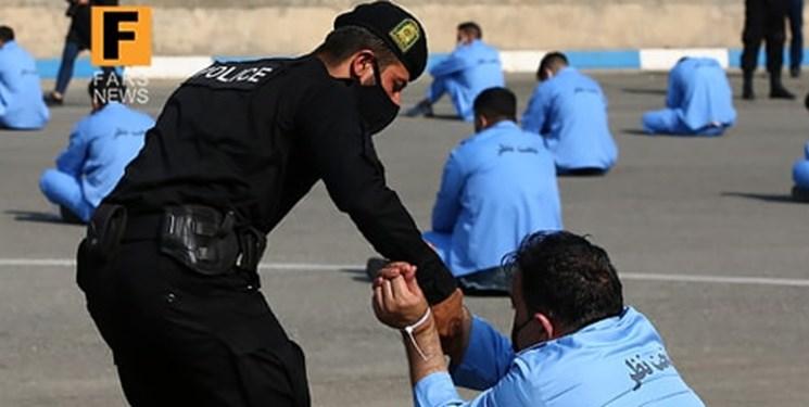 دستگیری ۲۸۸ سارق، زورگیر و محکوم فراری در طرح«کاشف» پلیس آگاهی