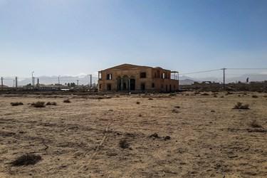 نمای دور از عمارت تاریخی نواب یزد
