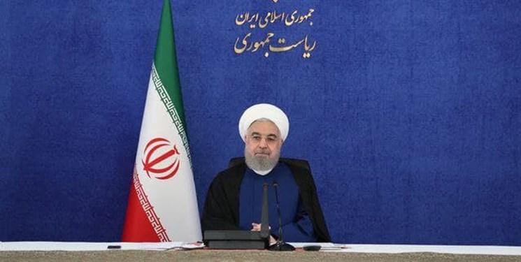 روحانی: از فضای مجازی و اقتصاد دیجیتال نمیتوان فاصله گرفت/توسعه فناوری اطلاعات موجب شفافیت شد