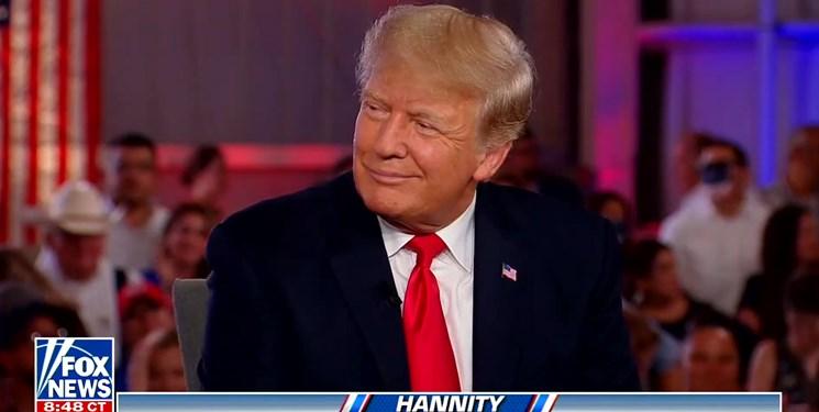 ترامپ تلویحاً قصدش برای رقابت در انتخابات 2024 را تایید کرد