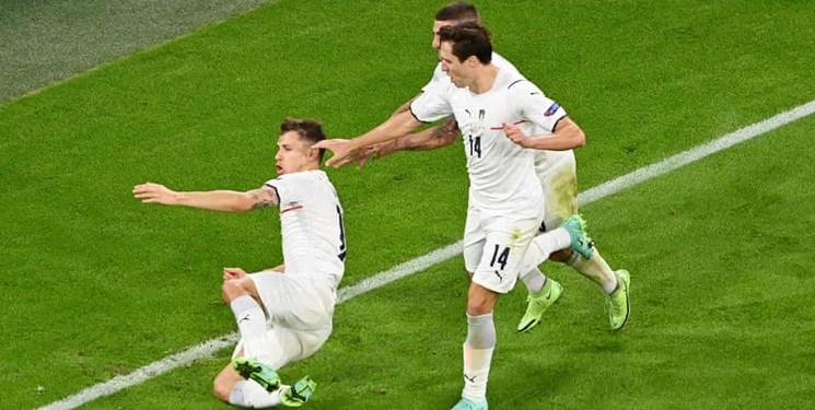 ایتالیا حریف اسپانیا در نیمه نهایی شد
