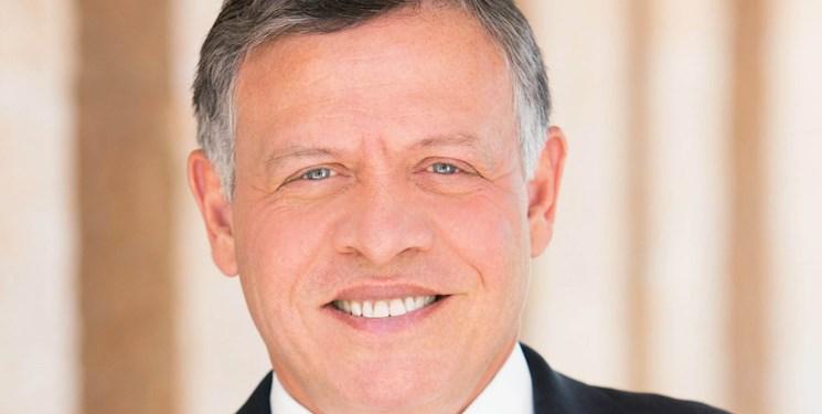پیام تبریک شاه اردن به رئیسی رئیس جمهور منتخب