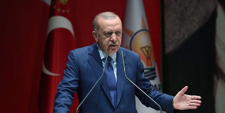 اردوغان: طالبان، اقدامات نظامی در افغانستان را متوقف کند