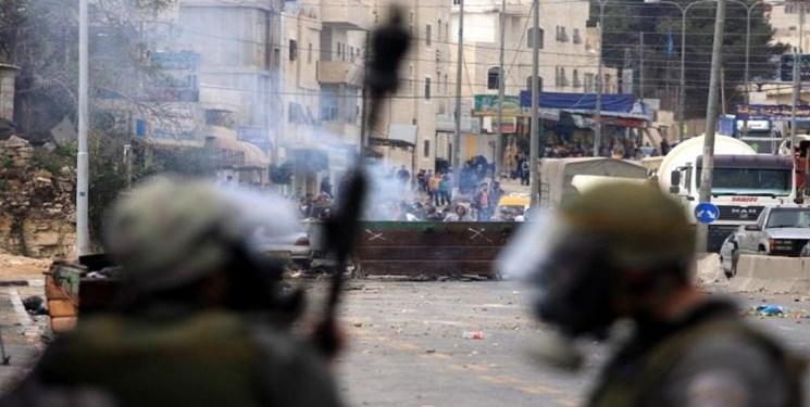 فیلم| شلیک به کودک فلسطینی پس از فرار از نظامیان صهیونیست