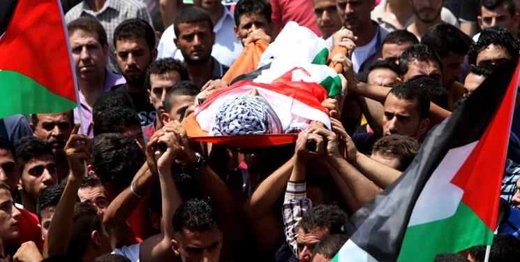 شهید و زخمی شدن ۳ فلسطینی به ضرب گلوله صهیونیستها در نابلس