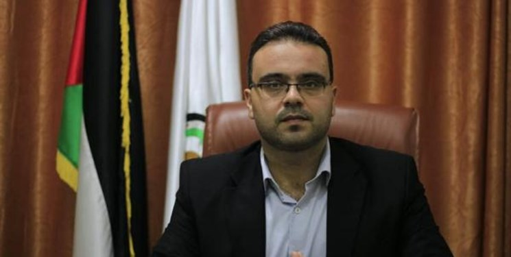 حماس: بمباران غزه، تلاش عاجزانه تلآویو برای ترمیم چهره خودش است