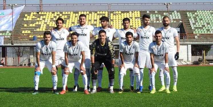 مرحله یک چهام نهایی جام حذفی  پیروزی ملوان مقابل خیبر خرم آباد در ضیافت پنالتیها