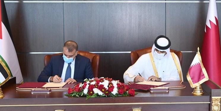امضای توافقنامه همکاری امنیتی اردن با قطر
